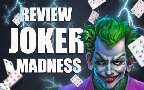 """เสี่ยงโชคในเมืองแห่งความมืดมิดไปกับเกมสล็อตที่มีชื่อว่า """"Joker Madness"""""""