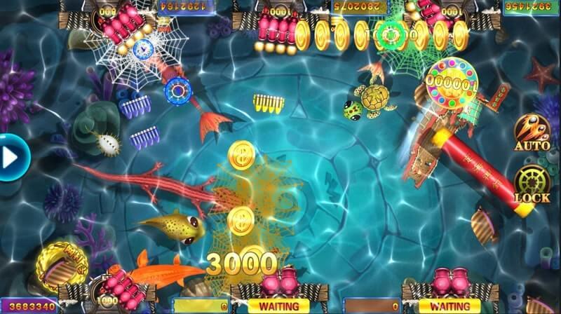 คว้าขุมสมบัติ ใต้ทะเลลึก กับ FishHunter Da Sheng Nao Hai เกมที่ให้ความสนุก ผ่อนคลายได้ดี