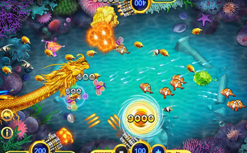 เกมยิงปลาออนไลน์ เล่นได้ตลอด 24 ชั่วโมง