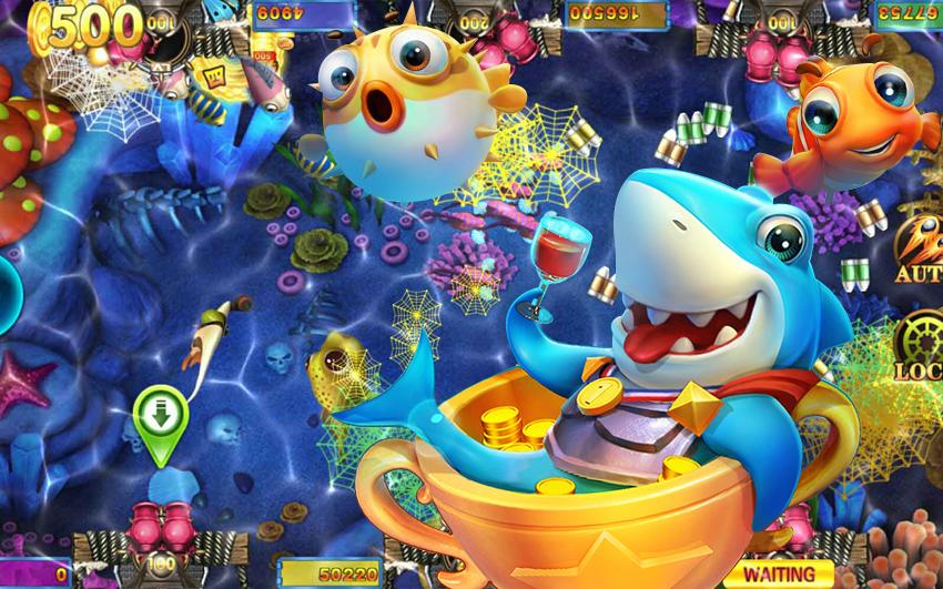 ข้อดีของเกมยิงปลา เกมออนไลน์ที่เล่นสนุก แถมได้เงินจริงอีกด้วย