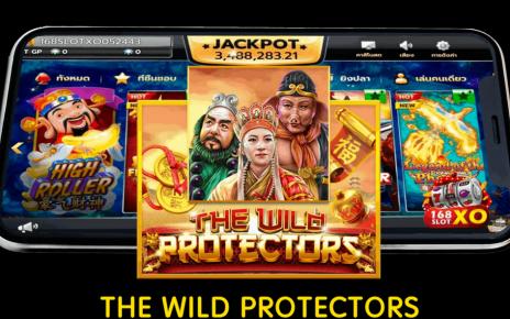 """ตลุยตำนานของจีน เพื่อค้นหาทรัพย์สมบัติ กับเกมที่มีชื่อว่า """"The Wild Protectors"""""""