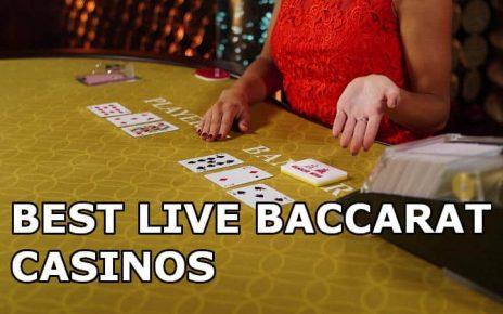 Live Baccarat บาคาร่าถ่ายทอดสด มีข้อดีอย่างไร? ที่นี้มีคำตอบ