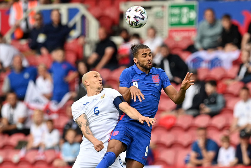 ฟุตบอลกระชับมิตรทีมชาติ อังกฤษ พบ โรมาเนีย สนุกสุดมัน
