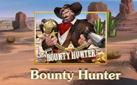 BOUNTY HUNTER เกมสล็อต น่าเล่น