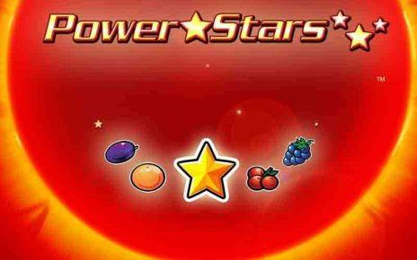 POWER STARS เกมสล็อตผลไม้ น่าเล่น 2021
